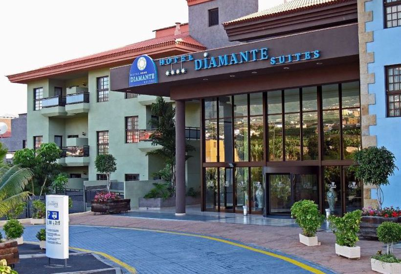 Hotel Diamante Suites Puerto de la Cruz